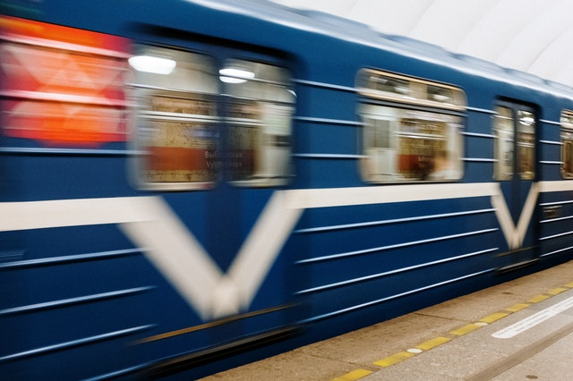 Fast train in india