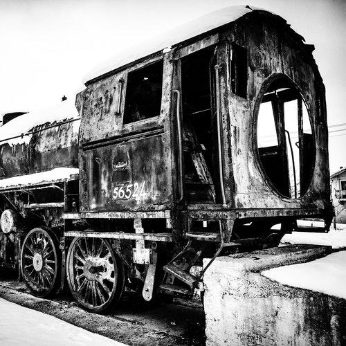 Train running status history