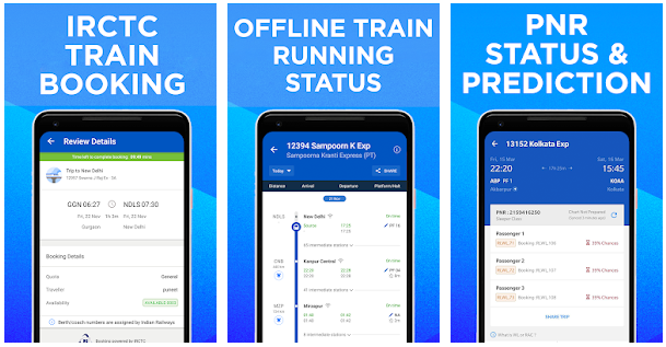 Train Booking Status