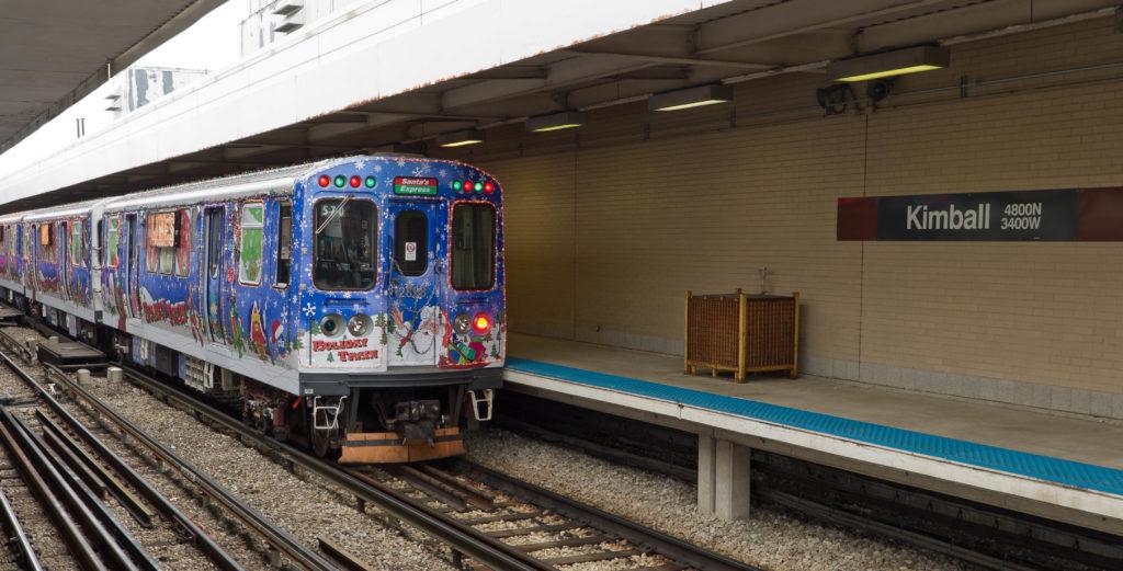 CTA Train Tracker