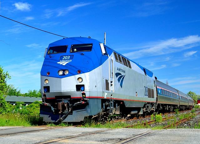 Amtrak Train Status