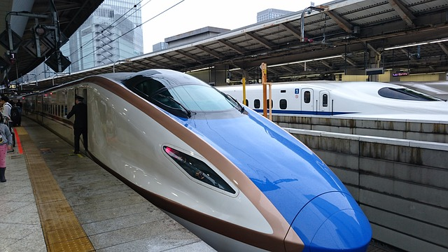 How Fast Does a Bullet Train- Fastest Train in The World