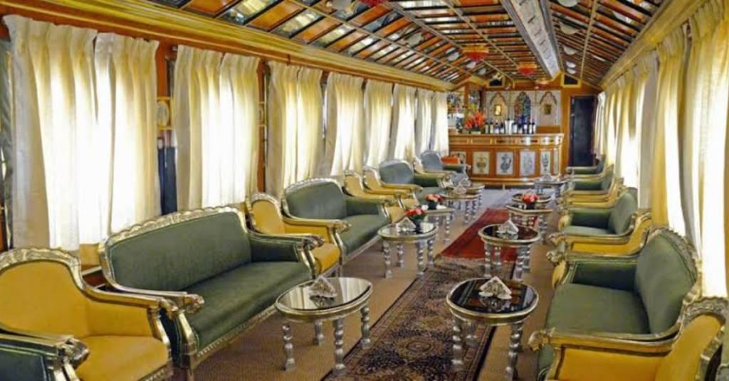 best train journey in India