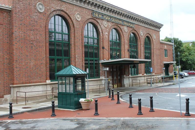 Poughkeepsie Train Station