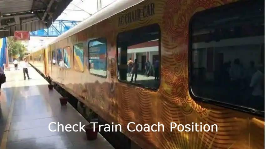 Train Coach Position