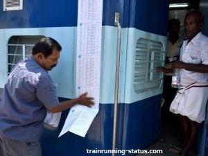 train Chart Preparation Time
